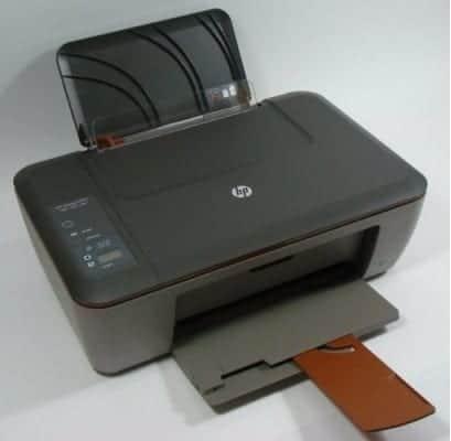 דיו למדפסת hp officejet 2510