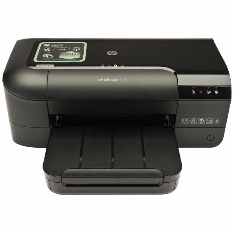 דיו למדפסת hp officejet 6100