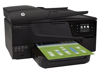 דיו למדפסת hp officejet 6700 premium
