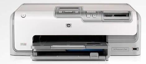 דיו למדפסת HP Photosmart D7360